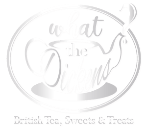 What the Dickens? Logo